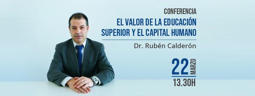 El rector de UNEATLANTICO imparte conferencia en Panamá