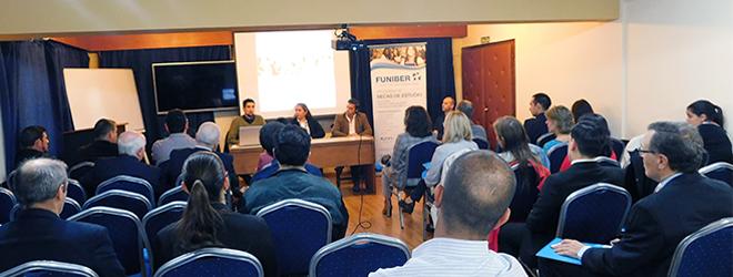 Conferencia en la Dirección Nacional de Educación de Policía (DNEP)