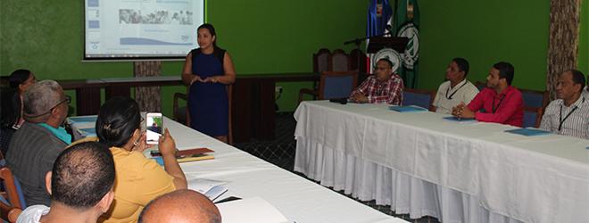 FUNIBER realiza sesión informativa en la Universidad Autónoma de Santo Domingo