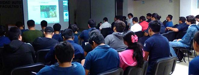 El CITTECAM participa en el proyecto Conocimiento sin Fronteras en México