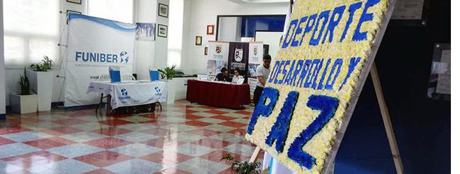 FUNIBER presente en el III Foro de las Américas, Deporte, educación y valores