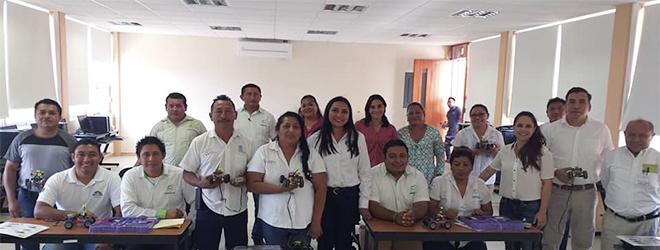 FUNIBER presentó su programa de becas en el Open House de UTCalakmul