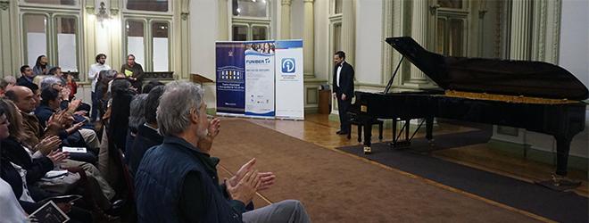 José Luis Nieto despide su Gira 2019 con un magnífico concierto en Viña del Mar