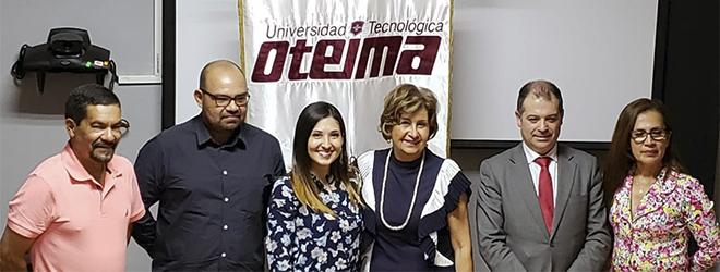 El Rector de UNEATLANTICO promueve alianzas académicas en Panamá