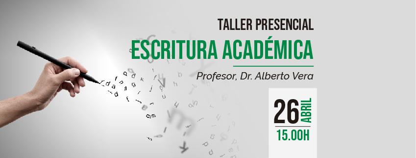 FUNIBER organiza taller presencial sobre Escritura Académica en Argentina