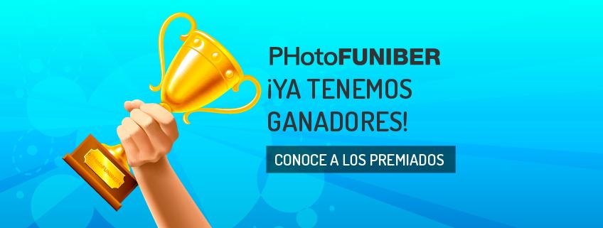 Finaliza el 1er Concurso Internacional de Fotografía, PHotoFUNIBER'19 con gran éxito de participación