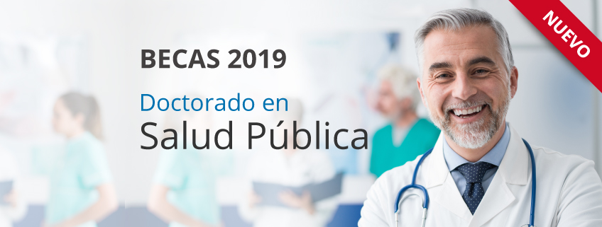 Nuevo Doctorado en Salud Pública patrocinado por FUNIBER