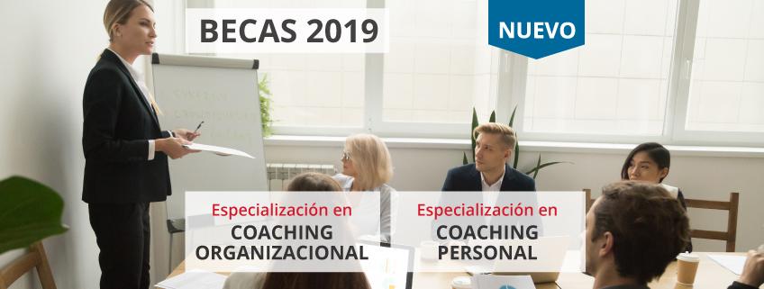 Becas FUNIBER para las nuevas especializaciones en Coaching Personal y Coaching Organizacional