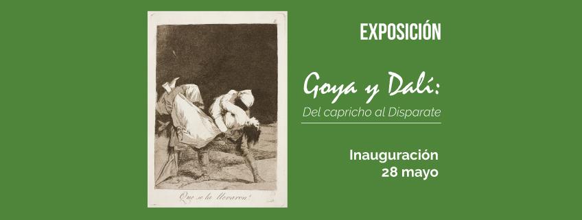"""Inauguración de la exposición """"Del capricho al disparate"""" en la Universidad Autónoma De Campeche"""