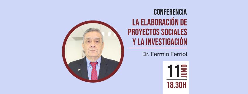 FUNIBER organiza en Ecuador conferencia sobre investigación y elaboración de proyectos sociales