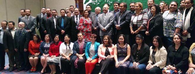 FUNIBER colabora en investigaciones con el Ministerio de Educación, Ciencia y Tecnología (MINEDUCYT) en El Salvador
