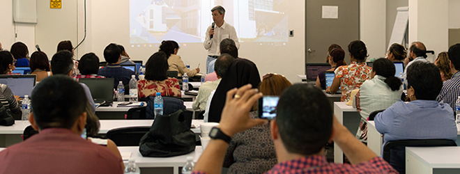 FUNIBER organiza conferencia del Dr. Battino en UNINI México