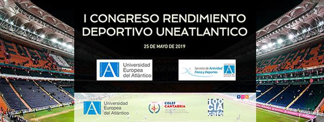 FUNIBER organiza el I Congreso de Rendimiento Deportivo
