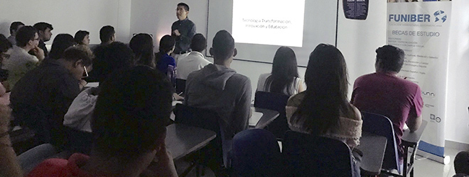 FUNIBER organiza en Honduras conferencias sobre tecnología y sociedad con gran éxito de asistencia