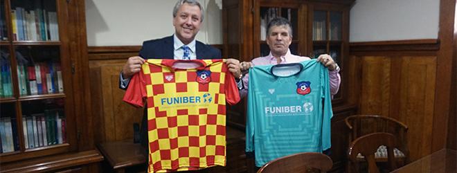 FUNIBER patrocina el equipo de fútbol Carlos Pereira en Chile