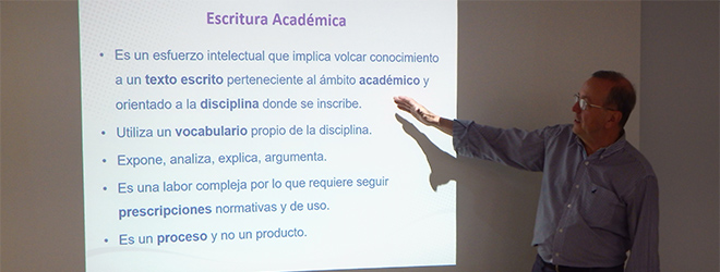 FUNIBER realiza en Argentina el primer taller sobre Escritura Académica de 2019