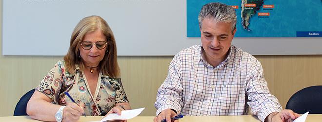 FUNIBER y el Instituto Superior de Coaching firman acuerdo de colaboración