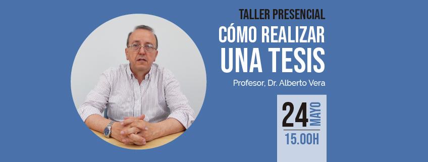 FUNIBER organizará en Argentina taller presencial sobre cómo realizar una tesis