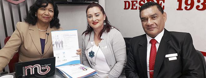 El programa de Becas de FUNIBER presentado en Miraflores TV Digital de Perú