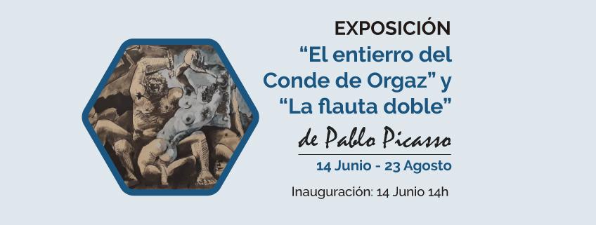 Gran exposición de Picasso en la UNAH patrocinada por FUNIBER