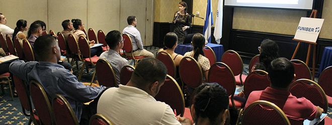 FUNIBER organizó en Nicaragua sesión informativa sobre Convocatoria de Becas 2019