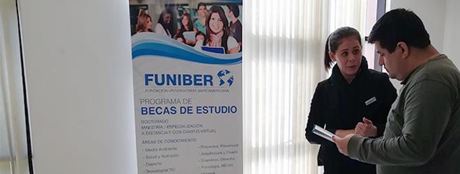 FUNIBER participa en la Jornada de Ingeniería y Desarrollo Sostenible (JIDS) en Paraguay