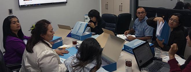 FUNIBER realizó en Guatemala taller presencial sobre el uso del Campus Virtual