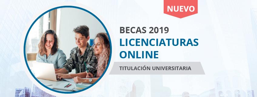 FUNIBER ofrece becas para cursar licenciaturas