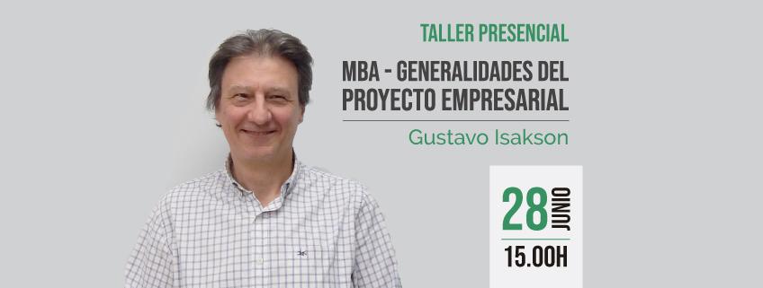 FUNIBER organiza en Argentina taller presencial sobre el proyecto empresarial