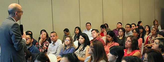 FUNIBER organiza en El Salvador conferencia sobre desarrollo psicológico infantil