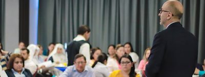 dia-once-funiber-participa-en-congreso-sobre-educacion-infantil-junto-a-editorial-anaya-en-el-salvador