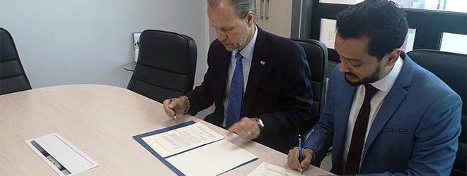 FUNIBER firma acuerdo con la Asociación de Generadorescon EnergíasRenovables(AGER)