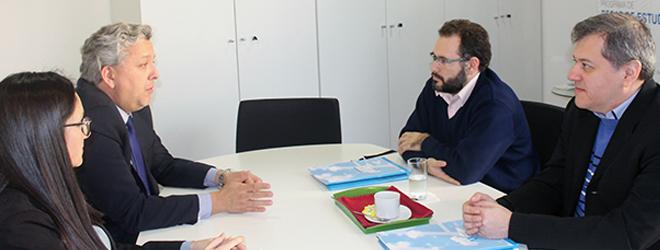 FUNIBER se reúne con el Centro de Investigación y Estudios Avanzados (CIEA) de Paraguay