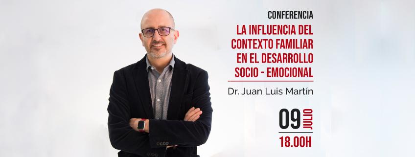 FUNIBER organiza conferencia sobre la influencia del contexto familiar en el desarrollo socioemocional en El Salvador