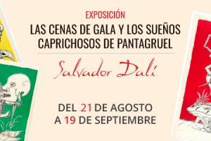 la-exposicion-las-cenas-de-gala-y-los-suenos-caprichosos-de-pantagruel-en-el-museo-centro-cultural-manta