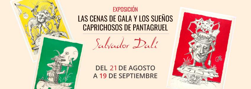 """La Exposición """"Las Cenas de Gala"""" y """"Los Sueños Caprichosos de Pantagruel"""" en el Museo Centro Cultural Manta"""