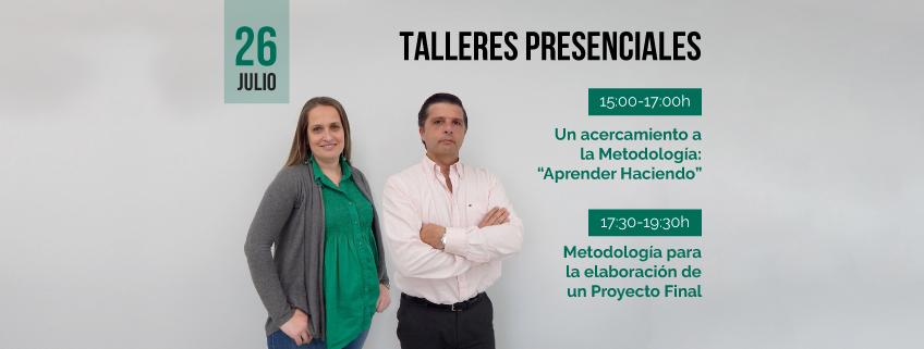 FUNIBER impartirá en Uruguay talleres presenciales sobre metodología de proyectos
