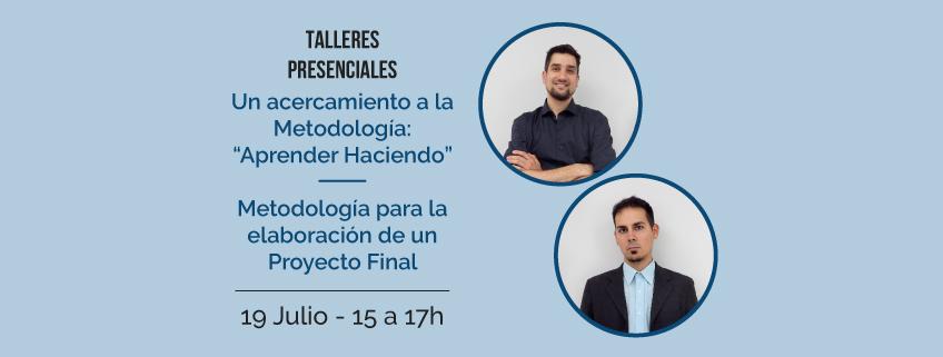 FUNIBER impartirá en Argentina talleres sobre metodología de proyectos