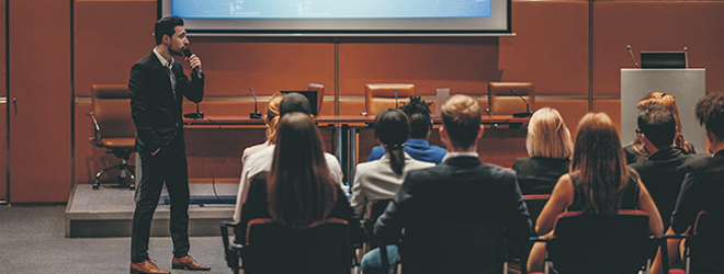 El Departamento académico de Proyectos (DAP) presenta la 4° Agenda Internacional de Actividades Presenciales