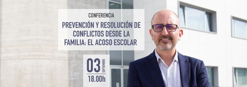 El Dr. Juan Luis Martín impartirá conferencia en Nicaragua sobre el acoso escolar
