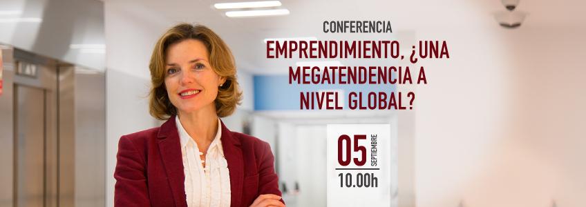 FUNIBER organiza conferencia en México sobre el emprendimiento