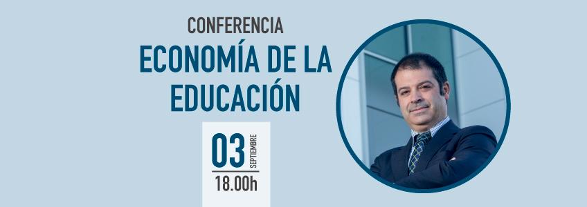 """FUNIBER organiza conferencia en El Salvador sobre la """"Economía de la educación"""""""