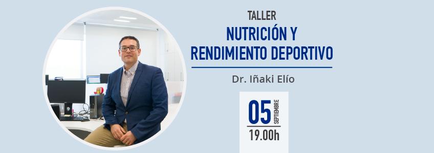 FUNIBER organiza en Perú Taller de Nutrición y rendimiento deportivo