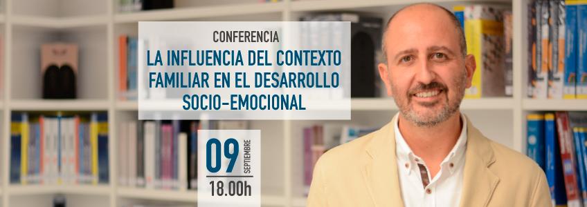 FUNIBER organiza conferencia en Costa Rica sobre el desarrollo socio-emocional