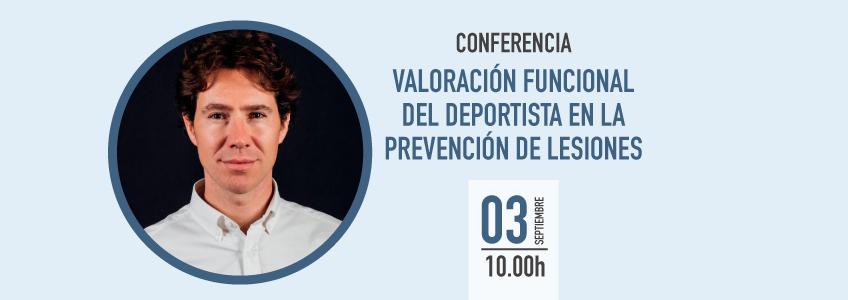 FUNIBER organiza en Perú conferencia sobre la prevención de lesiones