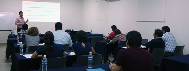 Exitosos talleres presenciales en Bolivia dentro de la 3° Agenda de Actividades Presenciales