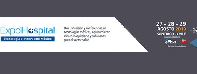 FUNIBER presentará su programa de becas en la ExpoHospital 2019 de Chile