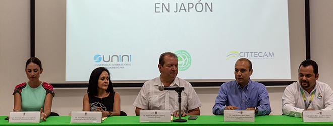 """FUNIBER participa en la inauguración de los talleres y conferencias del proyecto """"Conocimiento sin Fronteras"""" en México"""