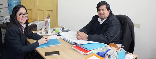 FUNIBER se reúne con la municipalidad de Villa Rica en Paraguay