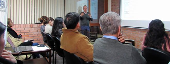 Éxito de participación en los primeros talleres de la 3° Agenda de Actividades Presenciales desarrollados en Perú
